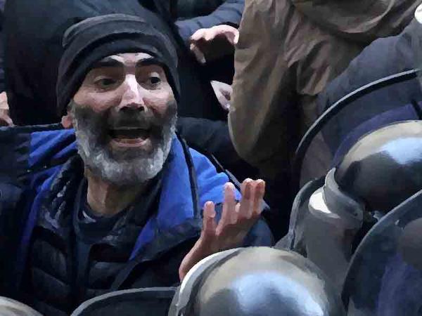"""Gürcü arzusu meydanda döyüldü. <span class=""""color_red"""">Tbilisi seçkidə əriyir</span>"""