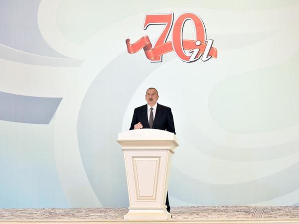 """Azərbaycan Prezidenti: """"Sumqayıt hadisələrini törədən erməni millətçiləridir və erməni dəstələridir"""""""