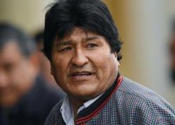 Morales Hərbi Hava Qüvvələri komandirinin ona qarşı sui-qəsd etdiyini deyib