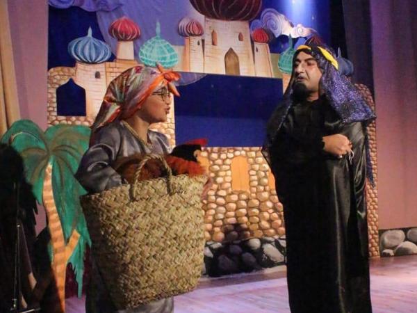 Yeni kukla teatrı açılıb - FOTO