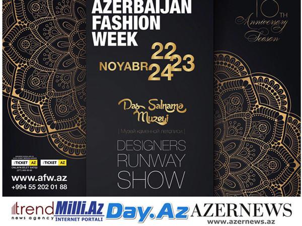 Bakıda Azərbaycan Moda Həftəsinin 10-cu yubiley mövsümü keçiriləcək - VİDEO