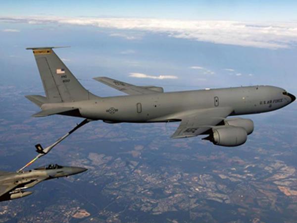 ABŞ HHQ-nin iki pilotu qəza nəticəsində ölüb