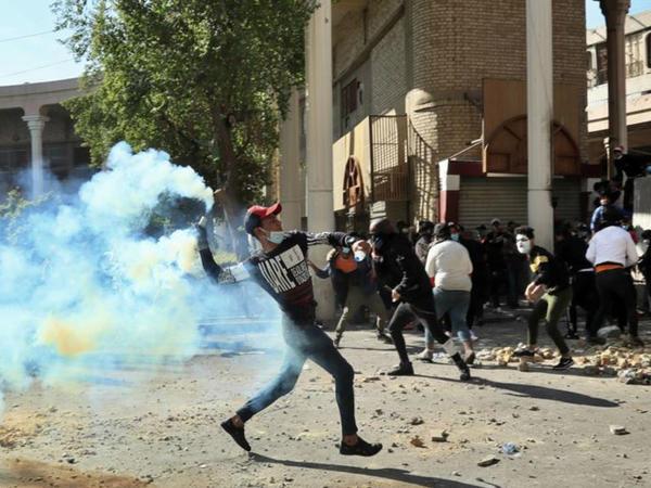 İraqda daha 3 etirazçı öldürülüb