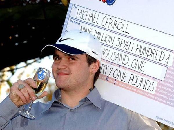 Lotereyada udduğu 13 milyon dolların hamısını əyləncəyə xərclədi, yoxsul gününə düşdü