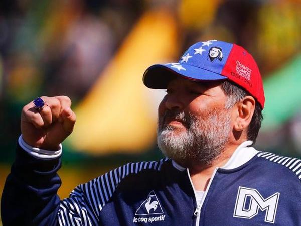 Maradonanın istefası qəbul olunmadı