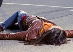 Azərbaycanda qadın faciəvi şəkildə öldü