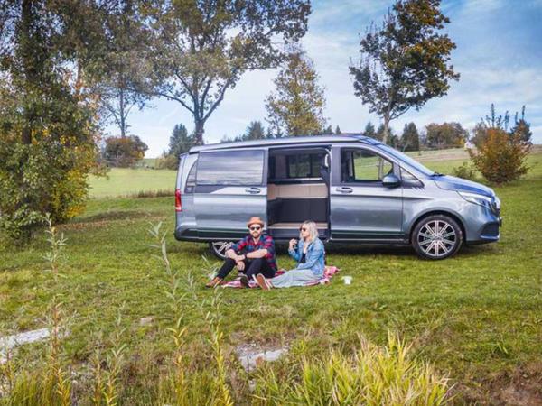 Mercedes-Benz Marco Polo kemperinin yubiley versiyasını təqdim edib - FOTO