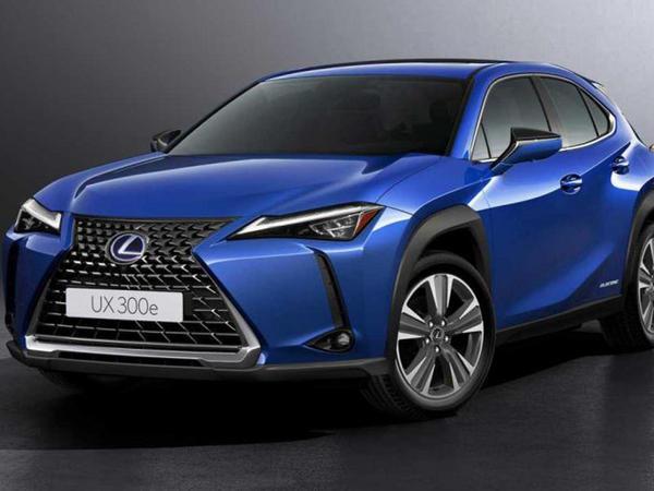 Lexus ilk elektromobilini təqdim edib - FOTO