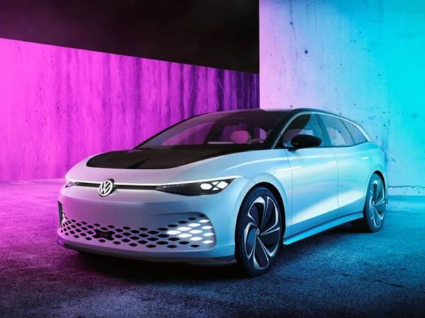 Los Anceles 2019: Volkswagen ID. Space Vizzion - FOTO