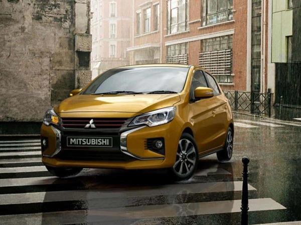 Mitsubishi yenilənmiş Mirage və Attrage modellərini təqdim edib - FOTO
