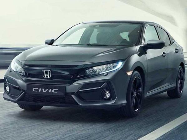 Avropada satılan Honda Civic də yenilənib - FOTO