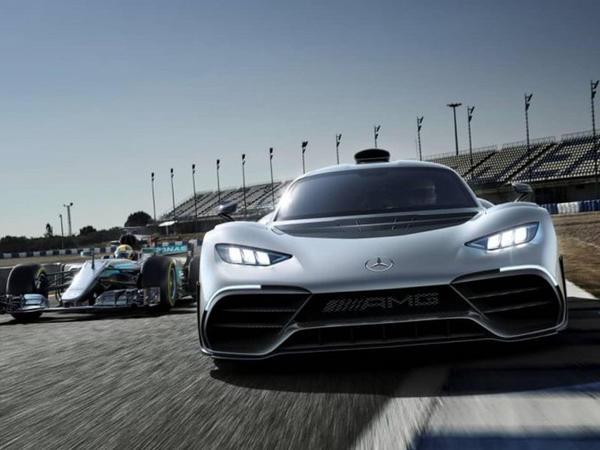 Mercedes-AMG One hiperkarının problemləri aradan qaldırılıb - FOTO