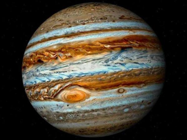 Yupiterin peykində böyük su buxarı aşkarlandı