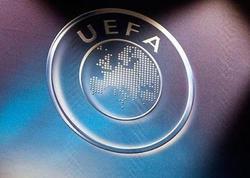 Azərbaycan UEFA reytinqində yerində saydı
