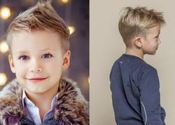 """Oğlan uşaqları üçün dəbli saç modelləri - <span class=""""color_red"""">FOTOlar</span>"""