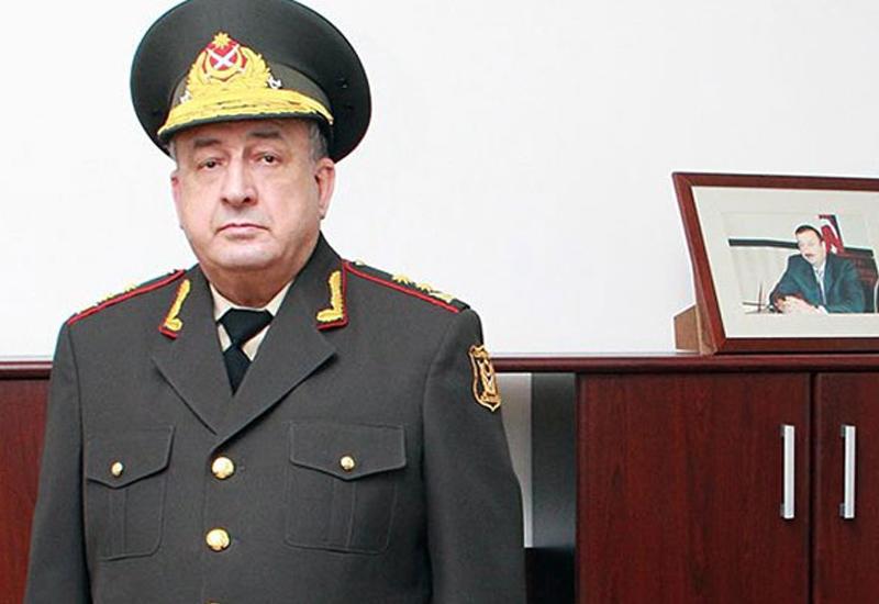 Məhərrəm Əliyev Prezidentin köməkçisi − Prezident Administrasiyasının Hərbi məsələlər şöbəsinin müdiri təyin edilib