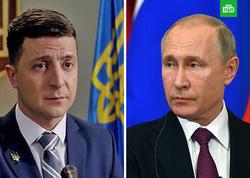 """Putinlə Zelenski mütləq görüşəcək - <span class=""""color_red""""> Peskov</span>"""