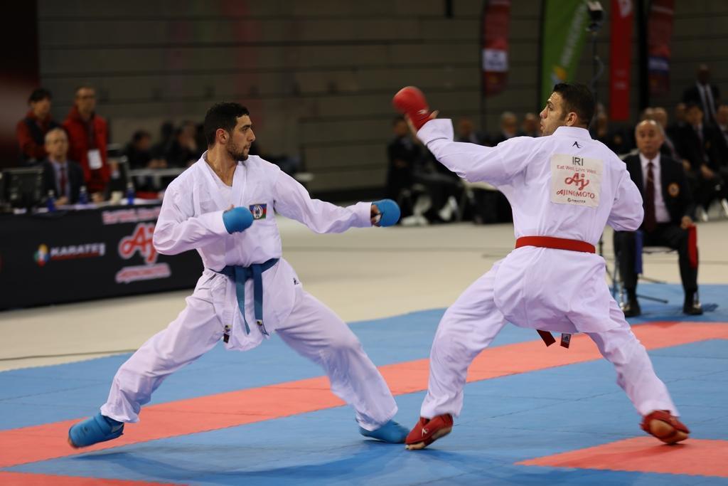 İdmançılarımız Karate1 Premyer Liqa turnirində 2 medal qazanıb - FOTO