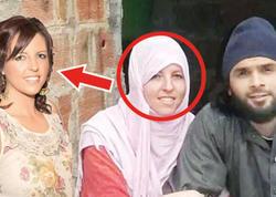"""Əri ilə bal ayına çıxandan sonra İŞİD-çi oldu - <span class=""""color_red"""">FOTO</span>"""