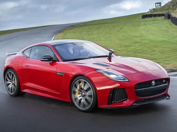 Yenilənmiş Jaguar F-Type nümayiş etdirildi