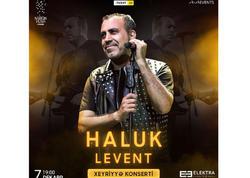 """Haluk Levent Bakıda xeyriyyə konserti keçirəcək - <span class=""""color_red"""">VİDEO</span>"""
