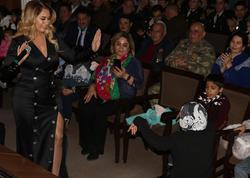 Baş İdarə Beynəlxalq Əlillər günü ilə əlaqədar konsert keçirib