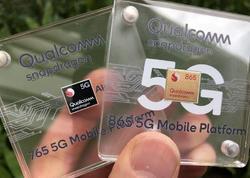 """""""Qualcomm"""" yeni qabaqcıl prosessoruna """"5G"""" modem quraşdırmayıb"""