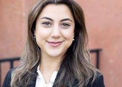 Azərbaycanlı qadın İsveçdə deputat oldu - FOTO