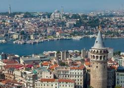 Bu ilin ilk on ayı ərzində İstanbula 12 milyondan çox turist gəlib