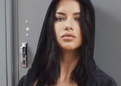 """Adriana Lima təqaüdə çıxır - <span class=""""color_red"""">FOTO</span>"""