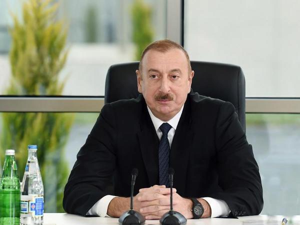 Azərbaycan Prezidenti: Biz xalq üçün yaşayırıq, dövlət xalqı qorumalıdır