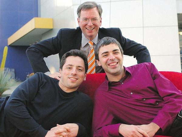 Larry Page və Sergey Brin, Alphabet rəhbərliyindən çıxırlar