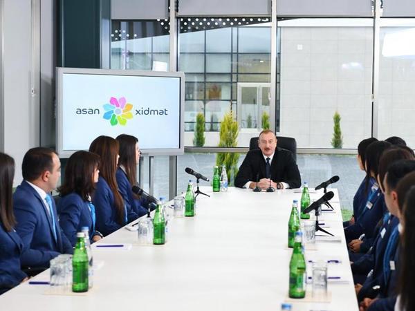Prezident İlham Əliyev: Bilikli, savadlı, Vətənə bağlı müasir gənclik Azərbaycanın dayanıqlı uğurunun təminatçısıdır