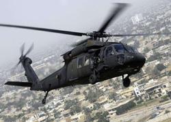 ABŞ-da helikopter qəzaya uğrayıb, 3 nəfər həlak olub