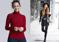 """Qış mövsümündə paltarları necə uyğunlaşdıraq? - <span class=""""color_red"""">FOTOlar</span>"""