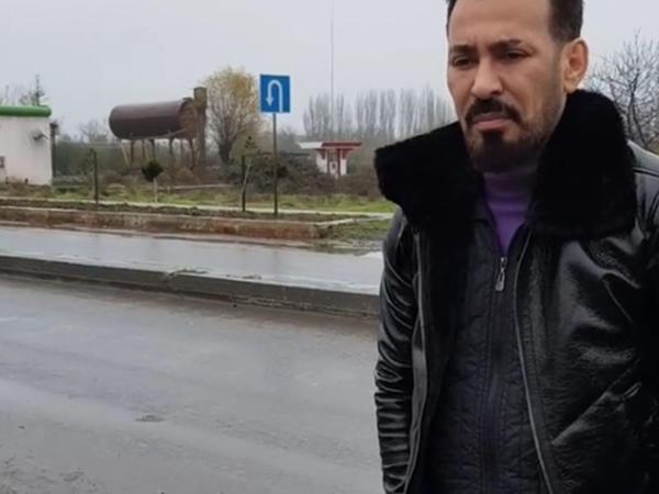 """""""Masallı xaraba qalıb"""" - Niyam Salami"""