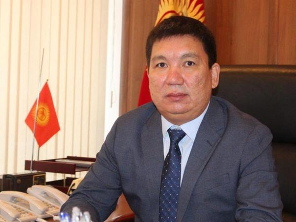 """Janat Beyşenov: """"TRACECA dəhlizi ilə Qırğızıstandan bir milyon tonadək yük daşınıb"""""""