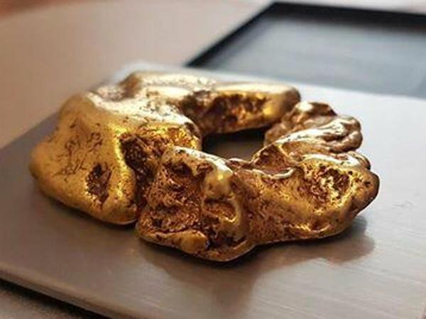 Britaniyanın ən böyük qızıl külçəsi tapıldı