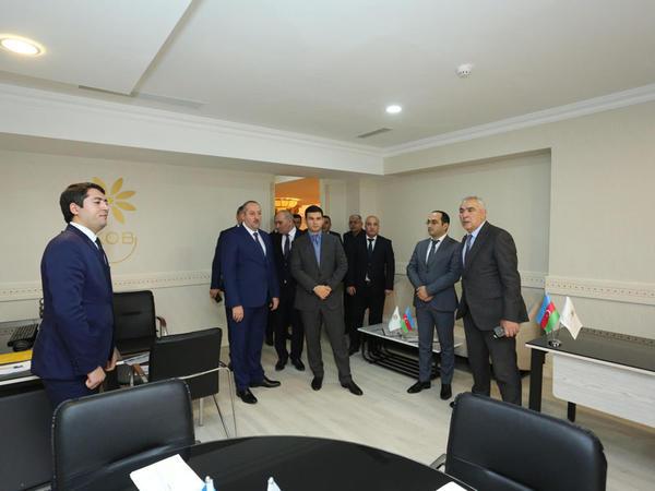 """Lənkəran və Cəlilabadda """"KOB Dostu"""" fəaliyyətə başlayıb - FOTO"""