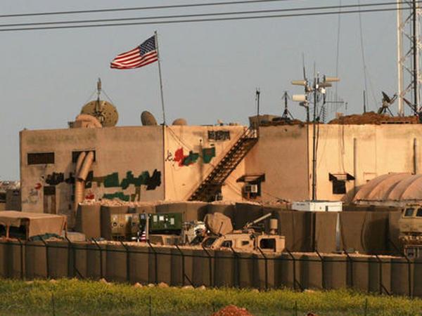Suriyada ABŞ hərbi bazasına hücum olub