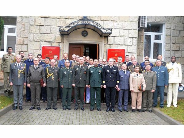 Hərbi attaşelər və beynəlxalq təşkilatların nümayəndələrinin iştirakı ilə toplantı keçirilib