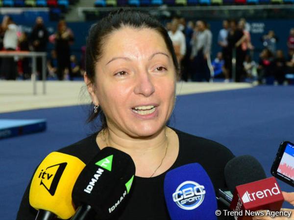 """Mariana Vasileva: """"Estafetə əsl yarış kimi hazırlaşmışdıq"""""""