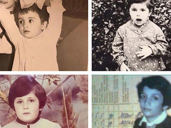 """Azərbaycanlı məşhurların uşaqlıq illəri - <span class=""""color_red"""">FOTOlarda</span>"""
