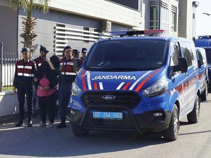 Türkiyədə fahişə əməliyyatı: Azərbaycanlılar xilas edildi - FOTO