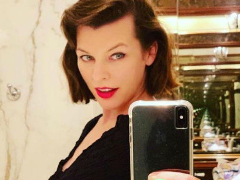 44 yaşlı aktrisa tezliklə ana olacaq - FOTO