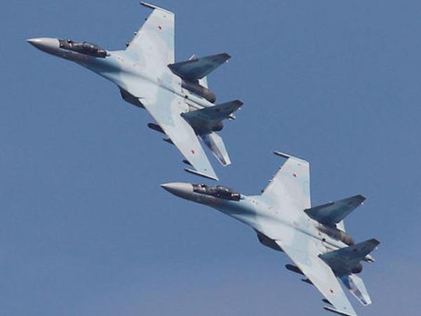 """Suriyada """"Su-35""""lər İsrail təyyarələrini ələ keçirdi"""