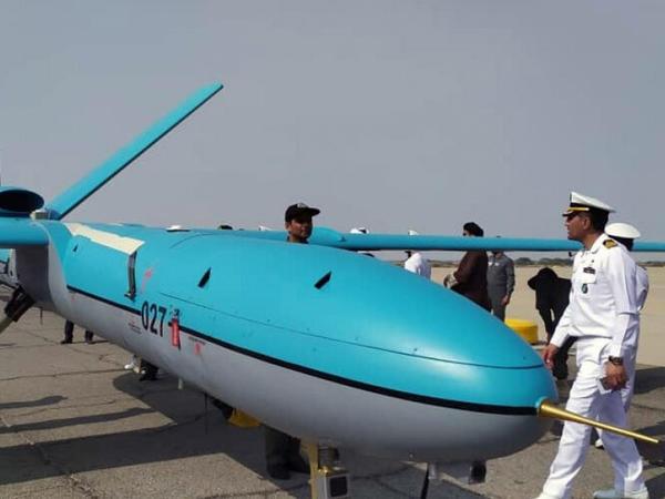 İran hərbi donanması yeni pilotsuz uçuş aparatı ilə təchiz olunub