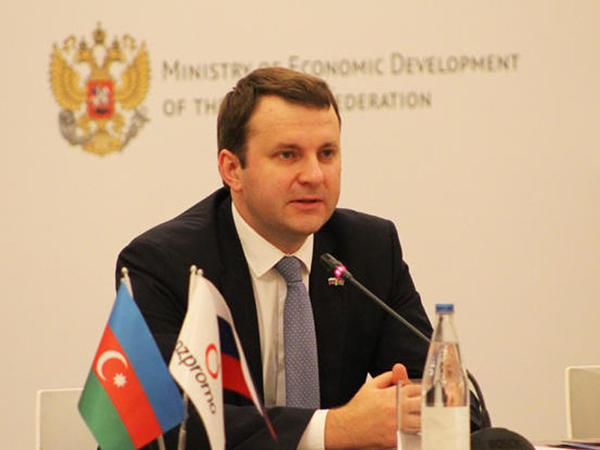 """Maksim Oreşkin: """"Azərbaycan-Rusiya münasibətləri yeni səviyyəyə keçib"""""""