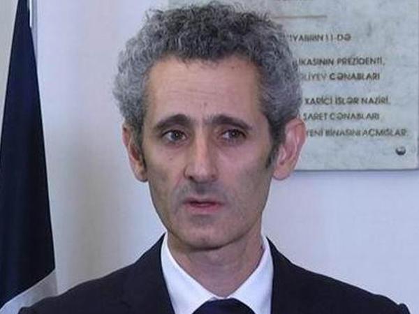 "Səfir: ""Fransa ATƏT Minsk qrupundakı roluna sadiqdir"""