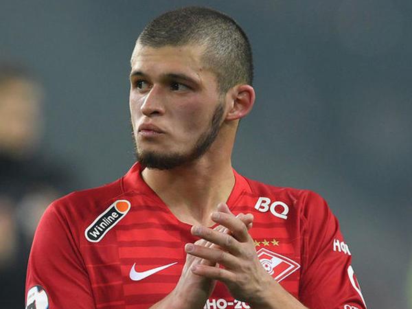 """Azərbaycanlı futbolçu """"Spartak""""dan ayrılır"""